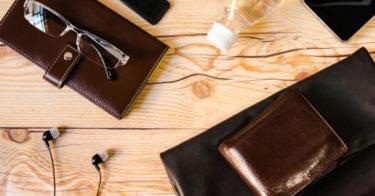 コードバンの革財布を下ろす準備とお手入れの方法を簡単に解説
