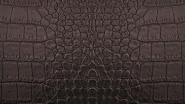 【革財布手入れ】クロコダイルの革財布のメンテナンス